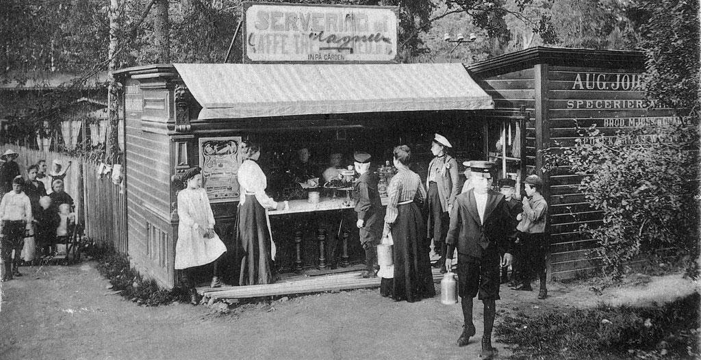 Bellmans Källa Kiosk